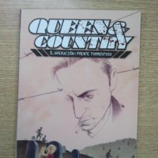 Cómics: QUEEN AND COUNTRY #5 OPERACION FRENTE TORMENTOSO (COMIC NOIR #18). Lote 217689683