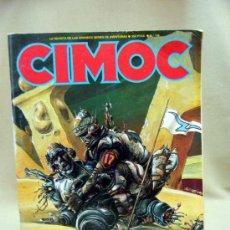 Cómics: COMIC, CIMOC, Nº 104, NORMA. Lote 32499506