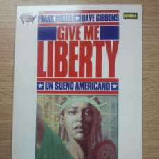 Comics: GIVE ME LIBERTY #1 JUNGLAS. Lote 32499607