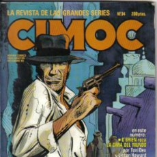 Cómics: CIMOC Nº 34. NORMA COMICS. 1983. Lote 32528547
