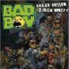 Cómics: BAD BOY (FRANK MILLER - SIMON BISLEY) GASTOS DE ENVIO GRATIS. Lote 32593144