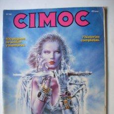 Cómics: CIMOC--Nº 131--AÑO 1992 ORIGINAL. Lote 32702531