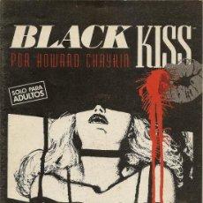 Cómics: BLACK KISS. SERIE DE 12. COMPLETA . Lote 32969999