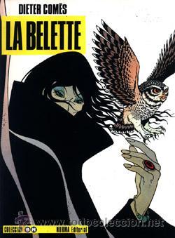 LA BELETTE ( COMÉS) COLECCIÓN BN Nº 7 (Tebeos y Comics - Norma - Comic Europeo)