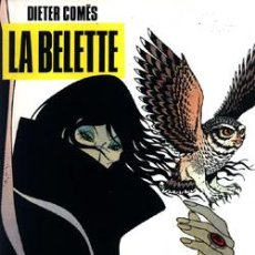 Cómics: LA BELETTE ( COMÉS) COLECCIÓN BN Nº 7. Lote 32847969