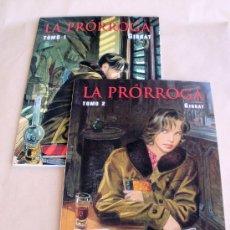 Cómics: LA PRÓRROGA - GIBRAT - CIMOC EXTRA COLOR 153 166 COMPLETA – NORMA AÑO 2000 - MUY BUEN ESTADO. Lote 32953865