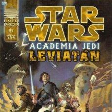 Cómics: STAR WARS. ACADEMIA JEDI. LEVIATAN. 2 PRESTIGIOS. COMPLETA. Lote 33083760