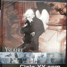 Cómics: CIELO XX.COM MEMORIAS 98 DE YSLAIRE NORMA EDITORIAL TAPA DURA. Lote 33087947