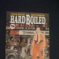 Comics - HARD BOILED - Nº 1 - FRANK MILLER - GEOF DARROW - NORMA - - 33104636