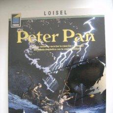 Cómics: PETER PAN. TEMPESTAD. NORMA, 1996. PANDORA Nº 63. LOISEL.. Lote 33116900
