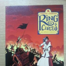 Cómics: RING CIRCUS #3 LOS REVOLUCIONARIOS (PANDORA #237). Lote 33212295