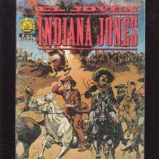 Cómics: LAS AVENTURAS DEL JOVEN INDIANA JONES Nº 2. Lote 33417953