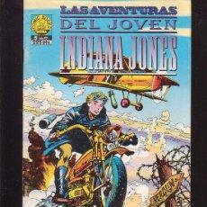 Cómics: LAS AVENTURAS DEL JOVEN INDIANA JONES Nº 5. Lote 33417987
