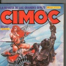 Cómics: CIMOC RETAPADO VOL.12(44,45,46).NORMA EDITORIAL. Lote 33550295