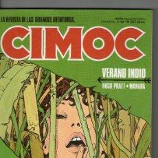 Cómics: CIMOC RETAPADO VOL.13(47,48,49).NORMA EDITORIAL. Lote 33550312
