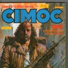 Cómics: CIMOC RETAPADO VOL.17(59,60,61).NORMA EDITORIAL. Lote 33550327