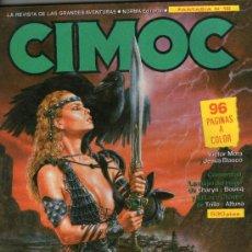 Cómics: CIMOC RETAPADO VOL.18(62,63,64).NORMA EDITORIAL. Lote 33550340