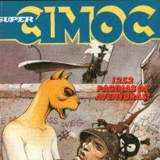 Cómics: SUPER CIMOC RETAPADO VOL.5(107,108,109).NORMA EDITORIAL. Lote 33550357