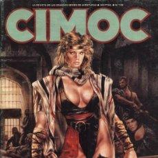 Cómics: CIMOC - Nº 102 - CIENCIA FICCIÓN, FANTASÍA Y AVENTURAS. Lote 289255898