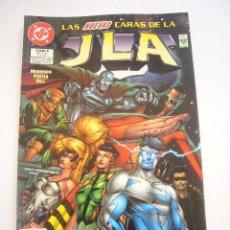 Cómics: LA LIGA DE LA JUSTICIA. JLA. TOMO 2. LAS NUEVAS CARAS DE LA JLA. NUEVONORMA E01. Lote 33665788