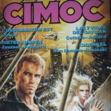 Cómics: CIMOC Nº 95. Lote 33661341
