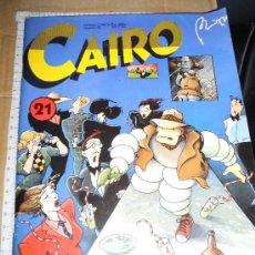 Cómics: COMIC AVENTURAS NORMA: CAIRO 21 EXTRA DE NAVIDAD CON QUICK Y FLUPKE DE HERGE LJ.FC. Lote 218023931