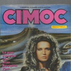 Cómics: CIMOC RETAPADO Nº 27 CON LOS NUMEROS 89,90 Y 91. Lote 33689616