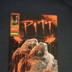 Cómics: PITT - Nº 5 - NORMA EDITORIAL - . Lote 33717973