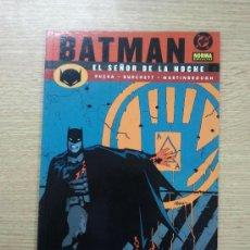 Cómics: BATMAN EL SEÑOR DE LA NOCHE #9. Lote 33737642