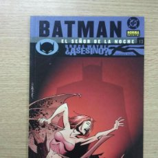 Cómics: BATMAN EL SEÑOR DE LA NOCHE #13. Lote 33737692