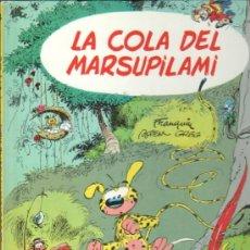 Cómics: LA COLA DEL MARSUPILAMI - FRANQUIN,BATEM,GREG- NORMA EDITORIAL 1988. Lote 33861129
