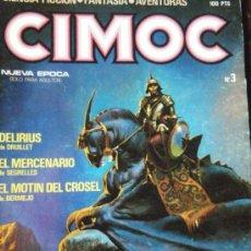 Cómics: CIMOC Nº 3 NUEVA EPOCA.. Lote 34074045