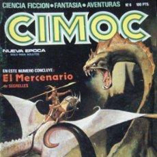 Cómics: CIMOC Nº 6 NUEVA EPOCA. Lote 34093602