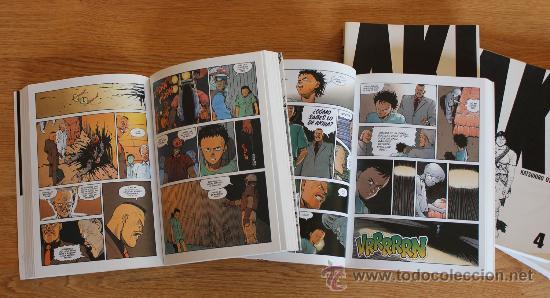 Detalles de la nueva edición del manga de Akira 34080386