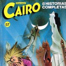 Cómics: NORMA EDITORIAL - CAIRO 57. Lote 34143628