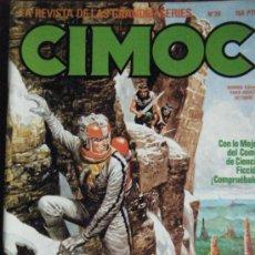 Cómics: CIMOC Nº 20 OCTUBRE 82. Lote 34177764