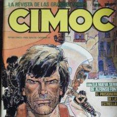 Cómics: CIMOC Nº 22 DICIEMBRE 82. Lote 34210095