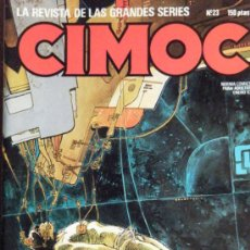 Cómics: CIMOC Nº 23 ENERO 83. Lote 34228158