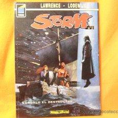 Cómics: STORM Nº 2. VANDALO EL DESTRUCTOR. LAWRENCE - LODEWIJK. NORMA EDITORIAL. COLECCION PANDORA, Nº 60. 1. Lote 34258873