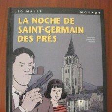Cómics: LA NOCHE DE SAINT-GERMAIN DES PRES NORMA EDITORIAL. Lote 34332401