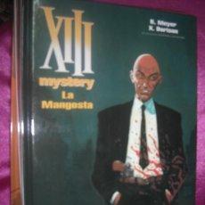 Comics : XIII MYSTERY LA MANGOSTA 1 EDITORIAL NORMA . Lote 34343138