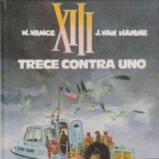 Fumetti: XIII Nº 8. TRECE CONTRA UNO.. Lote 34346853