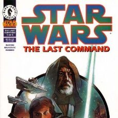 Cómics: STAR WARS LA ULTIMA ORDEN Nº1. Lote 34386671