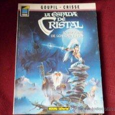 Cómics: COMIC LA ESPADA DE CRISTAL - 1. Lote 34389647