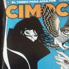 Cómics: CIMOC Nº 42 AGOSTO 84. Lote 34483868