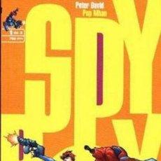 Cómics: SPY BOY Nº1 (PETER DAVID). Lote 34639919