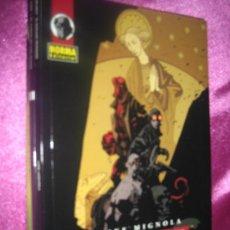 Cómics: HELLBOY EL GUSANO VENCEDOR MIKE MIGNOLA NORMA . Lote 34660800