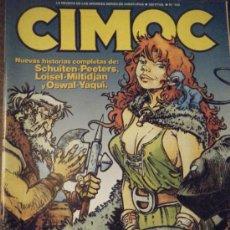 Cómics: CIMOC Nº 103 10/89. Lote 34698876