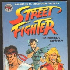 Cómics: STREET FIGHTER. LA NOVELA GRAFICA (A-COMIC-2214,2). Lote 211775053