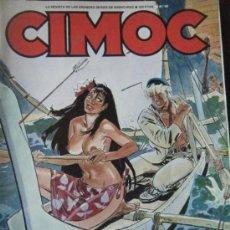 Cómics: CIMOC Nº99 6/89. Lote 34699073